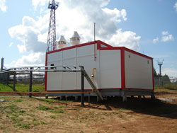 Электростанция на базе двух микротурбин Capstone С65 для ООО «ЛУКОЙЛ-ПЕРМЬ»