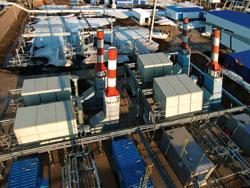 Теплоэлектростанция на базе 4-х ГТУ OPRA, Родниковское нефтяное месторождение