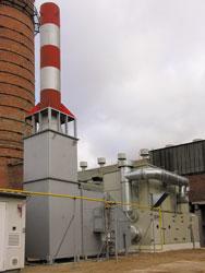 Мини-электростанция на основе газовой турбины OPRA Вологодского оптико-механического завода